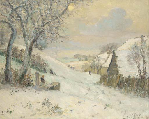 Emmanuel de la Villeon (1858-1