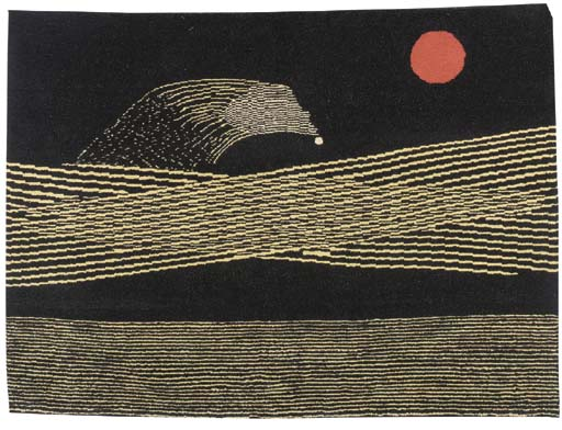 After a Design by Max Ernst (1
