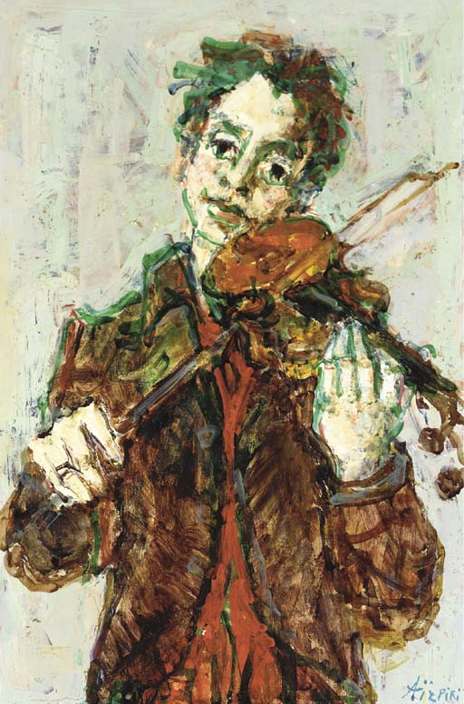 Paul Aizpiri (b. 1919)