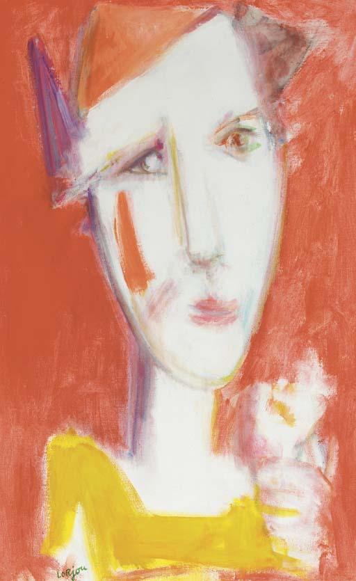 Bernard Lorjou (1908-1986)