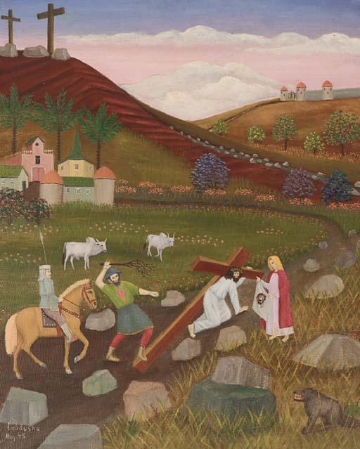 Lawrence Lebduska (1894-1966)