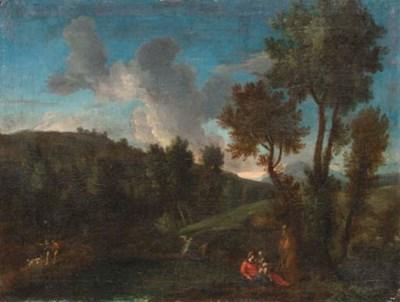 Follower of Frans van Bloemen,