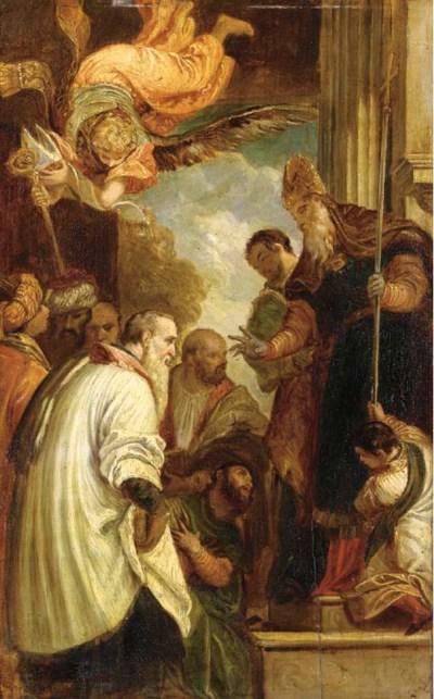 After Paulo Veronese (Venetian