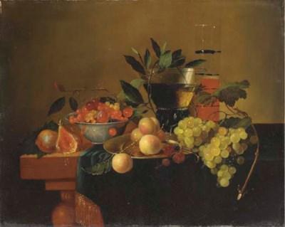 Manner of Cornelis de Heem