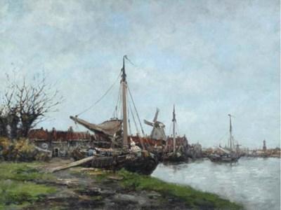 Hermanus Koekkoek, Jr. (Dutch,