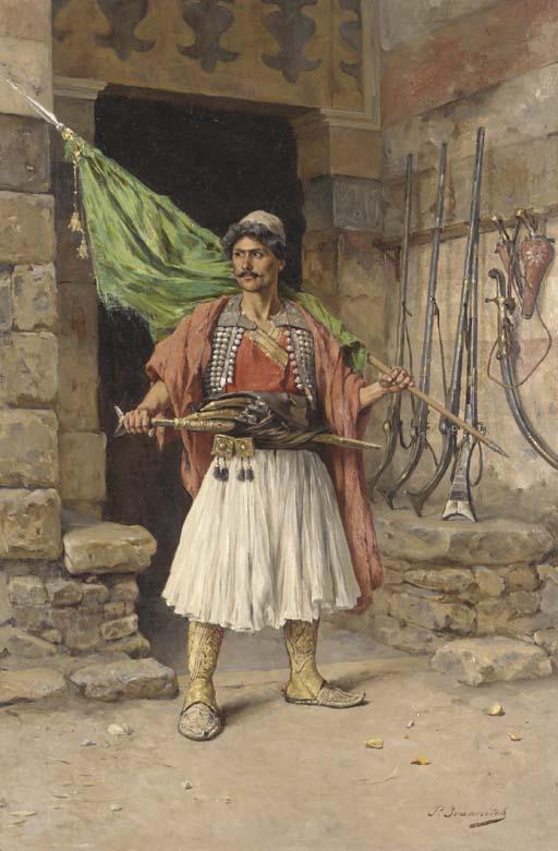 Paul Ivanovitch (Austrian, 185