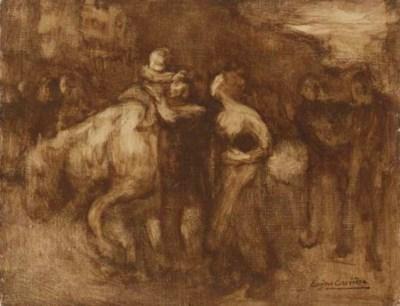 Eugène Carrière (French, 1849-
