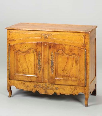 A LOUIS XV PROVINCIAL ASH AND