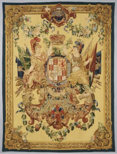 A French tapestry,