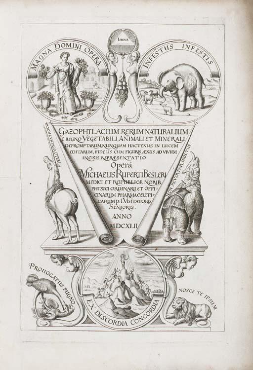 BESLER, Michael Rupert (1607-1