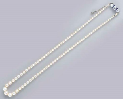 A BELLE EPOQUE SINGLE-STRAND N