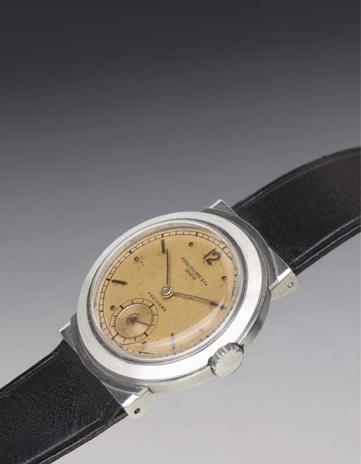 Patek Philippe. An unusual sta