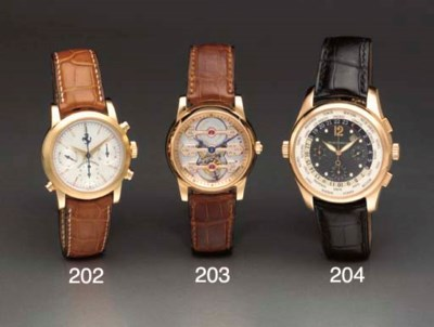 Girard-Perregaux. A fine and r