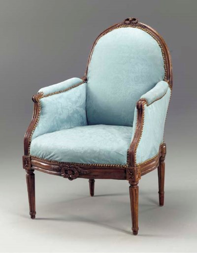 A LOUIS XVI PROVINCIAL STAINED