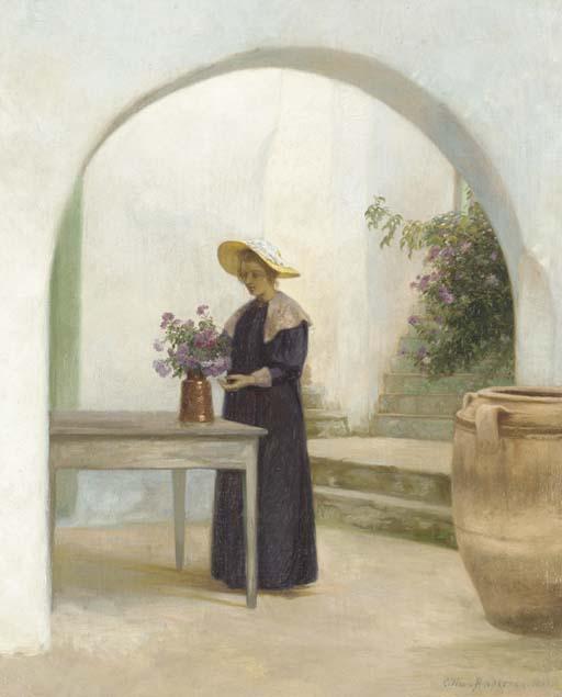 Cilius Andersen (Danish, 1865-1913)