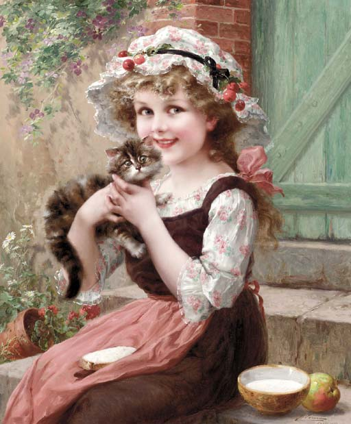 Emile Vernon (French, Late 19th/Early 20th Century)