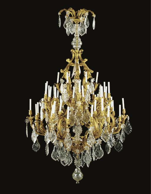 A monumental Louis XV style or