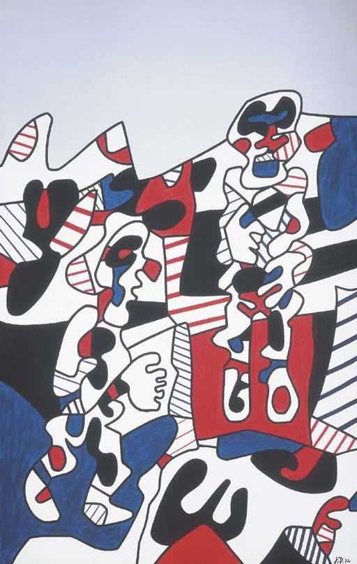 Jean Dubuffet (1901-1985)