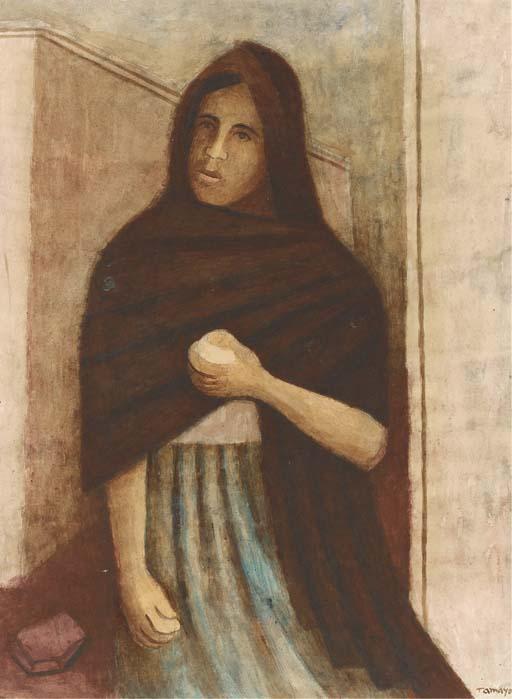 Rufino Tamayo (Mexican 1899-1991)