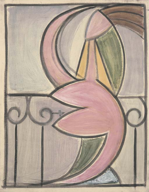 Wifredo Lam (Cuban 1902-1982)