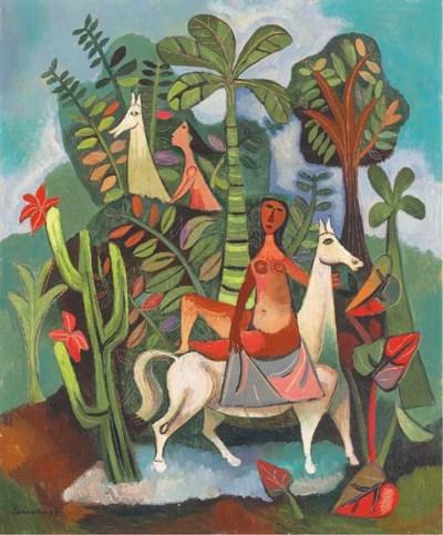 Mario Carreño (Cuban 1913-1999
