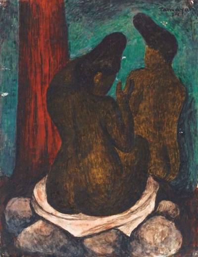 Rufino Tamayo (Mexican 1899-19