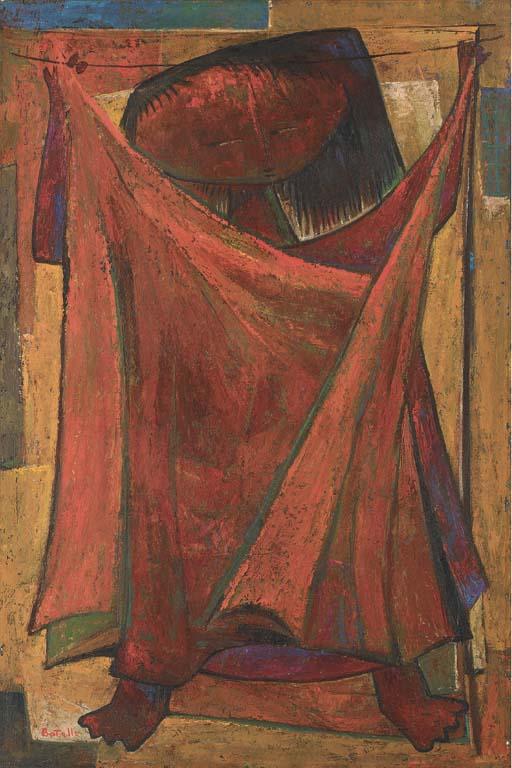 Angel Botello (Puerto Rican 1913-1986)