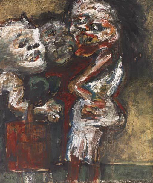 Antonia Eiríz (Cuban 1929-1995)