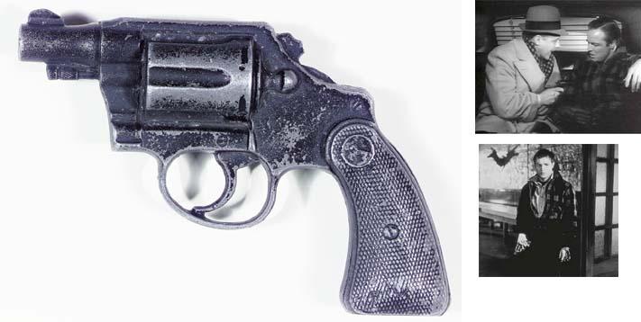 MARLON BRANDO PROP GUN FROM