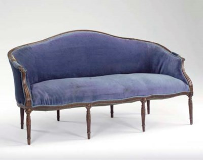 SETTEE FROM