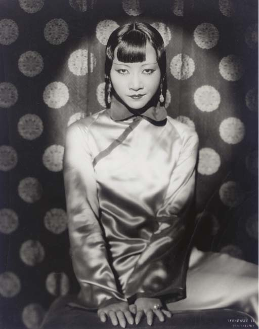ANNA MAY WONG PHOTOGRAPH BY OT