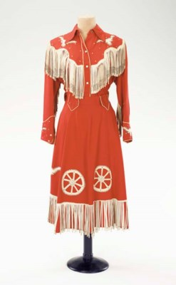 PATSY CLINE 'RED COWGIRL' ENSE