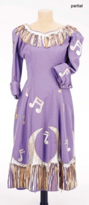 PATSY CLINE DRESS