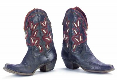 PATSY CLINE COWBOY BOOTS