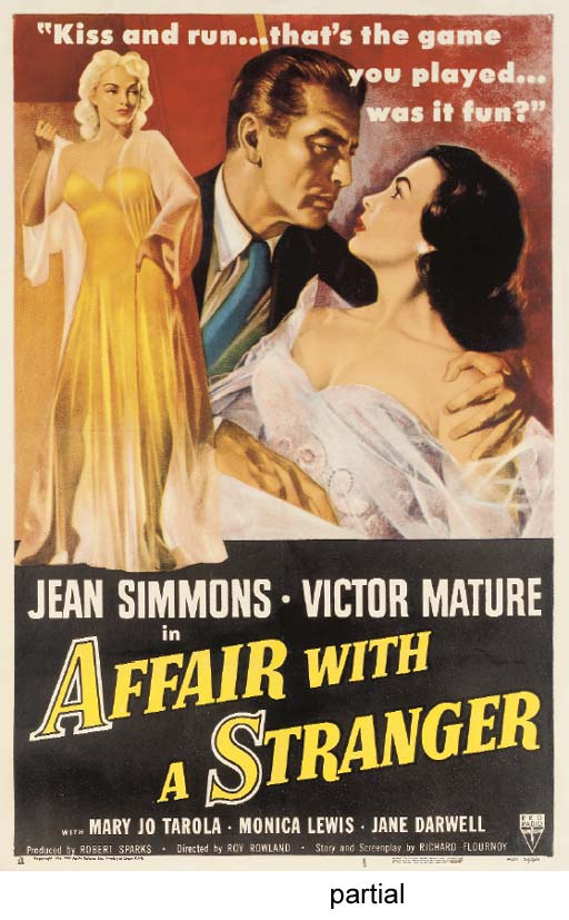 VICTOR MATURE POSTERS