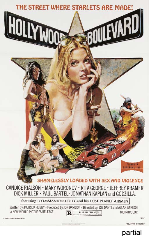ROGER CORMAN POSTERS