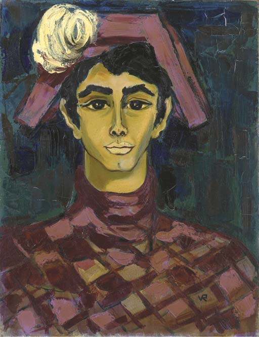 Vincent Roux (French 1928-1992