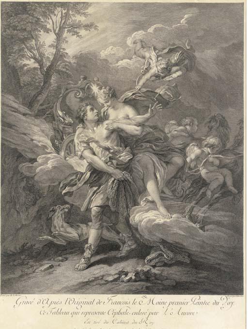 LAURENT CARS  (1699-1771), AFT
