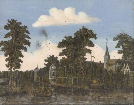 SCHOOL OF JONAS ZEUNER (1727-1