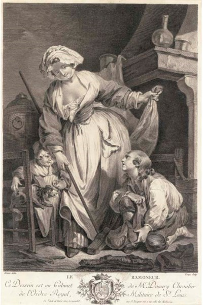 FRANCOIS VOYEZ (1746-1805), AF