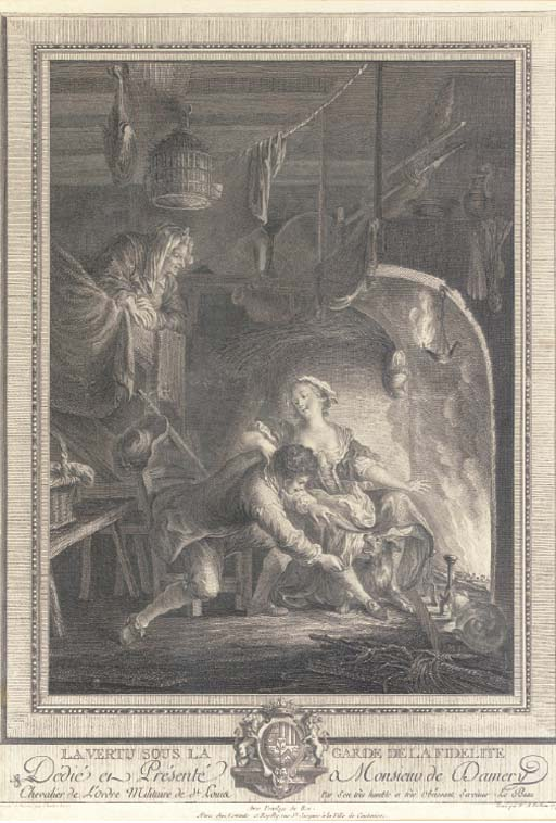 GERARD VIDAL (1742-1801), AFTE