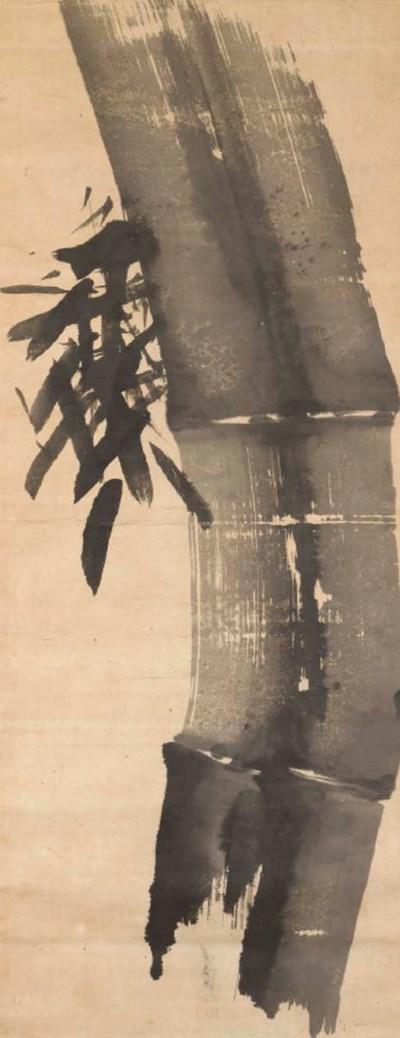 After Ike no Taiga (19th centu