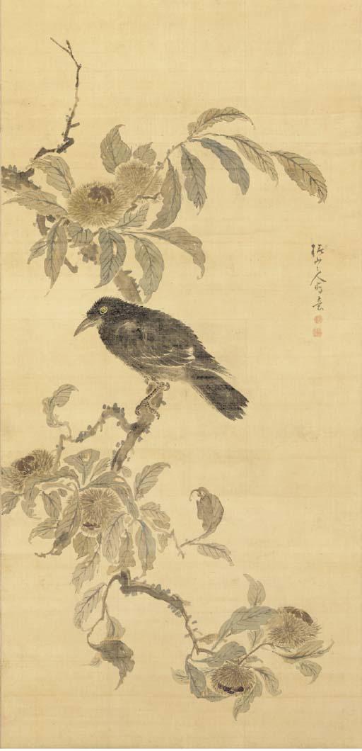 After Tsubaki Chinzan (19th ce