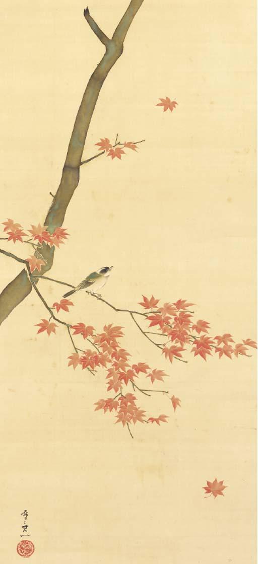 Style Of Suzuki Kiitsu (19th c