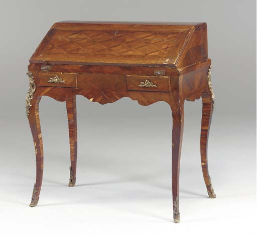 A LOUIS XV KINGWOOD AND PARQUE