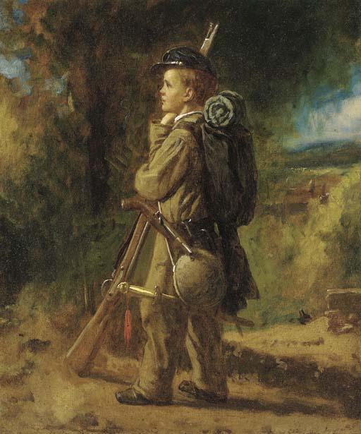 Eastman Johnson (1824-1906)