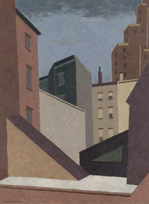 Niles Spencer (1893-1952)