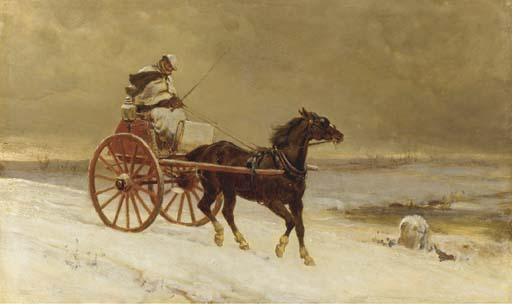 Heywood Hardy (British, 1843-1