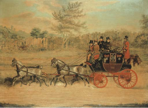 James Pollard (British, 1792-1