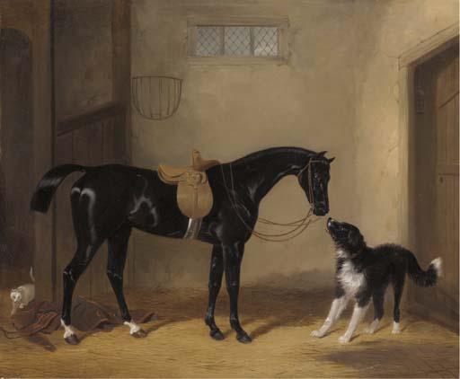 William Barraud (British, 1810